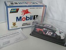 MOBIL 1 JEREMY MAYFIELD REVELL DIECAST CAR 1:24 SCALE  NASCAR IN CASE