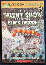 The Talent Show from the Black Lagoon (Black Lagoon Adventures No. 2) Paperback