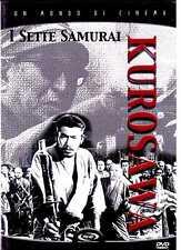 I sette samurai (1954) DVD