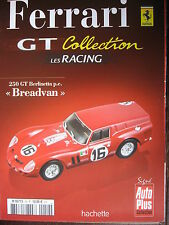 FASCICULE 59 FERRARI GT COLLECTION 250 GT BERLINETTA BREADVAN 1962   + POSTER