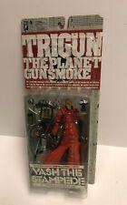 TRIGUN the Planet Gunsmoke VASH THE STAMPEDE (NO Glasses Variant) action figure