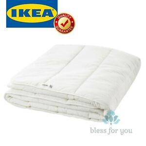 IKEA SMASPORRE Comforter Warm Twin Full/Queen King White