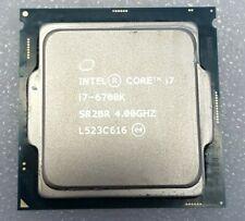 Intel Core i7-6700K Quad Core 4.0GHz 8MB LGA1151 CPU Processor SR2BR