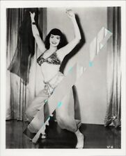 Betty Page celebrity nude photo OBLIQUE614