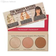 "the Balm The Manizer  Sisters AKA  ""The Luminizers""  - 100% AUTHENTIC"