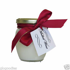 7cm Diameter Jar Scented Candle - Mulled Wine