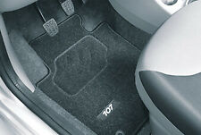 Genuine Peugeot 107 Dilour Tailored Carpet Floor Mats 2005-2014