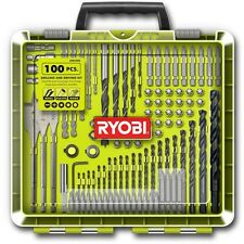 Ryobi Assorted Drill Driver Bit Kit Heavy Duty Power Tool Accessory (100-Piece)