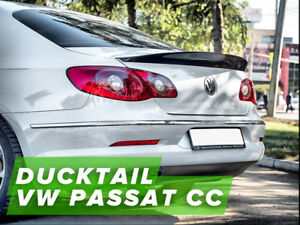 Ducktail, rear spoiler for Volkswagen Passat CC B6 2008-2016