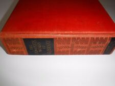 Complete Works of O. Henry, 1937, St. Christopher's School, Richmond, award