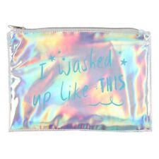 I Washed Up Like This Mermaid Theme Make Up Bag Wash Bag