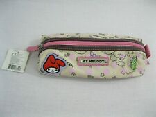 New! My Melody Pencil Pouch Friends Sheep Sweet Piano Elephant - Sanrio Germany