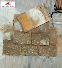 Reclaimed / Second-hand Swallow Handmade roofing tiles