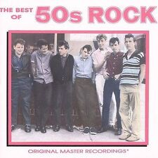 The Best of 50's Rock by Various Artists (CD, Priority Records)