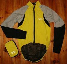 Gore Bike Wear Paclite Cycling Rain Jacket Road Anatomical Tailoring Gore-tex