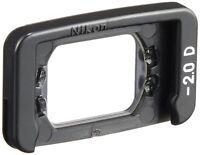 NEW Nikon Eyepiece Auxiliary Lens DK-20C -2.0 for D300, D200, D100, D80, D70