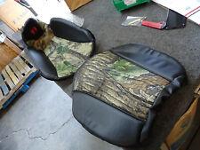 Speed Industries Polaris Razor Bucket Seat Cover Black / Camo 652-48208