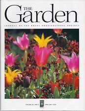 RHS THE GARDEN Magazine - April 2004