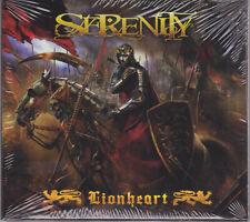Serenity 2017 CD - Lionheart (Ltd. Digi.) Kamelot/Phantasma/Dragony - Sealed