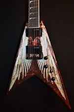 Dean Dave Mustaine V VMNT AOD Angel of Deth Electric Guitar w/Case - Ships Free!