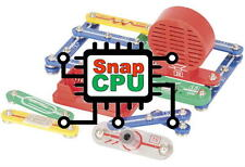 AWARD WINNING: Snap Circuit Upgrade; Scratch / Blockly Digital STEM Education