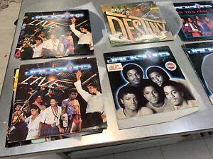 The Jacksons  7 X Lp