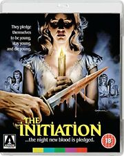 The Initiation Dual Format (Blu-ray)