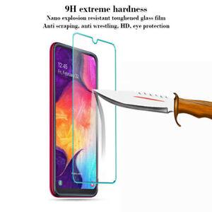 For Samsung Galaxy A51 A21/21S A71 Premium HD Tempered Glass Screen Protector