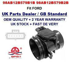 Mass Air Flow meter Sensor 98AB12B579B1B 98AB12B579B2B OEM for FORD MONDEO FOCUS