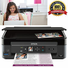 Epson Wireless Inkjet All-In-One Color Photo Scanner Copier Printer Compact SALE