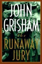 The Runaway Jury by John Grisham (June,1996, 1st Ed,  Hardcover)
