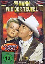 DVD NEU/OVP - Ein Mann wie der Teufel - Randolph Scott & Angela Lansbury