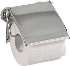 WENKO Sion Cover Power-Loc Toilettenpapierhalter - Befestigen ohne bohren