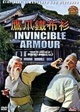Invincible Armour ----- Hong Kong Kung Fu Martial Arts Action movie DVD - NEW DV