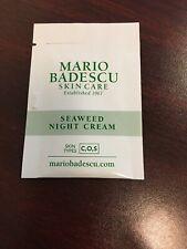 Mario Badescu Seaweed Night Cream sample 0.1oz/3g