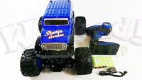 Radio Control 2.4G 4WD 1/12 Rock Climb Crawler Jeep Hummer H4 Truggy Water Proof