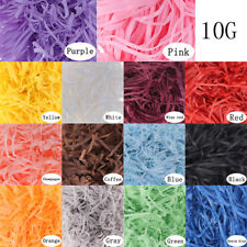 Gift Box Filler Raffia Shredded Paper Party Decoration Wrapping SupplieYRDE