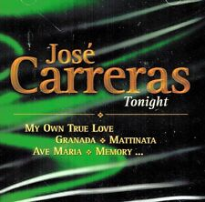 CD NEU/OVP - Jose Carreras - Tonight