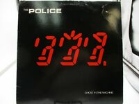 LP The Police-Ghost In The Machine (1981) A&M SP 3730 Sterling VG+ cover VG
