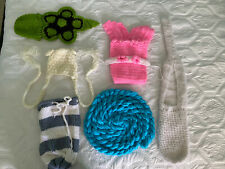 Newborn Photography Props 6 Pieces Gently Used Very Good Condition!
