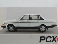 PCX87 870117 Volvo 240 Limousine (1984-1991) in weiß 1:87/H0 NEU/OVP
