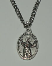 St Joseph of Cupertino Medal, Chain Students Tests Learning Disorders Astronauts