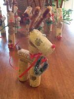Christmas Ornaments - Wine Corks
