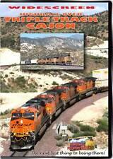 Highball Over Triple Track Cajon Pass DVD NEW BNSF UP Keenbrook Blue Cut Frost