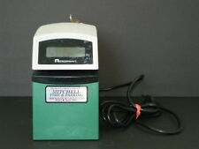 ACROPRINT ETC DIGITAL TIME STAMP PUNCH RECORDER KEY INCLUDED