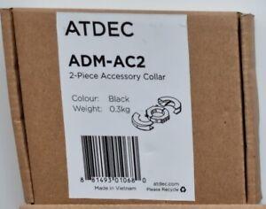 Brand New ATDEC ADM-AC2 Collar Accessory - 50mm   2 Piece Accessory Collar