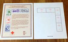 Greenland Thule Reprint 1935 Complete Set - Cliché 3 - MNH - Excellent!