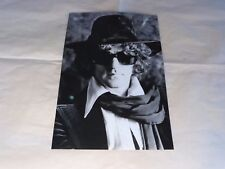 IAN HUNTER - Mini poster Noir & blanc !!!