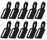 10x Gepäckanhänger | Kofferanhänger | Kofferetiketten Koffer Namensschild Reise