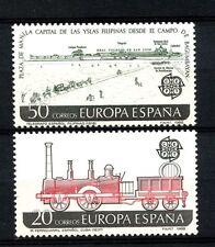 Spain 1989 SG#2961-2 Europa Transport MNH Set #A23321